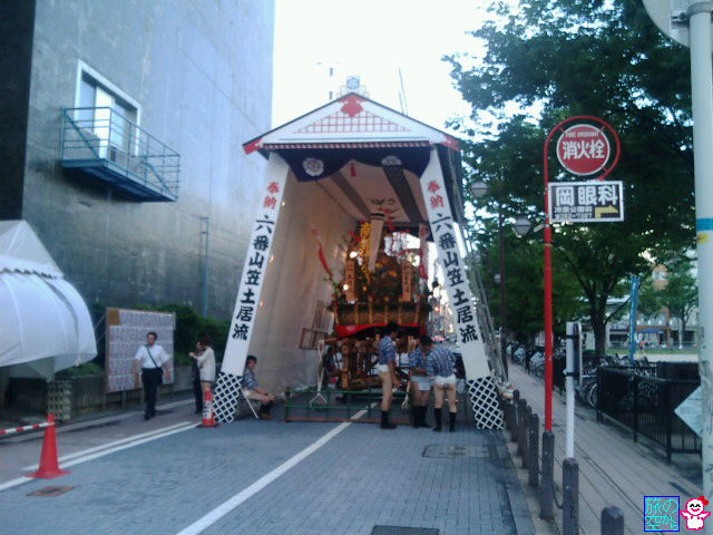 博多祇園山笠(<br />  山笠)