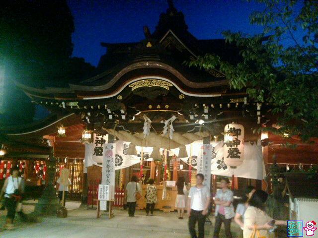 博多祇園山笠(<br />  櫛田神社)