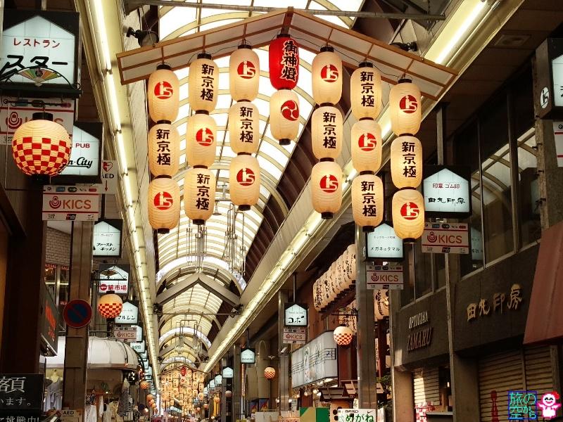 きょうの祇園祭(アーケード飾り)