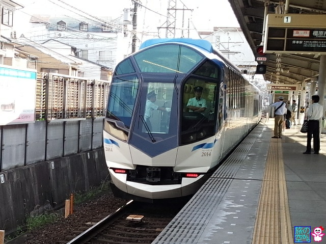 近鉄特急しまかぜ@竹田駅.京都線。