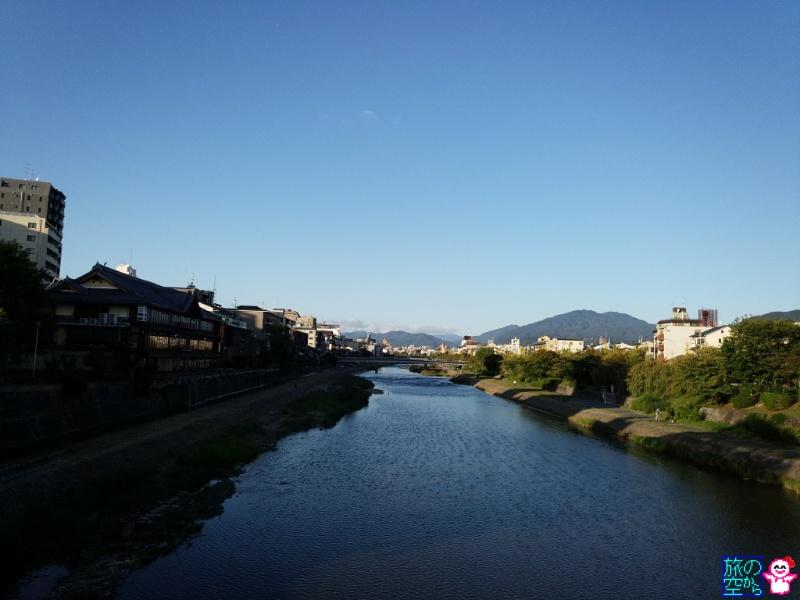 きょうの五条河原