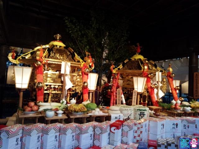 亀岡祭(宵宮)