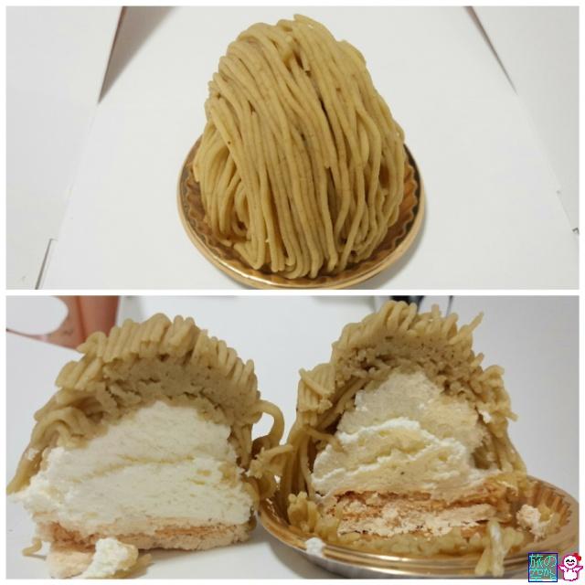 モンブラン(ロトス洋菓子店)