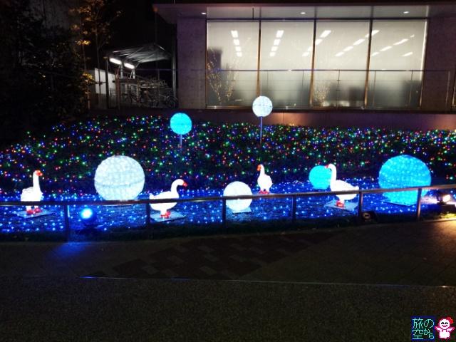きょうのメリークリスマス(イオンモール京都)