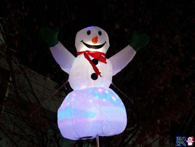 きょうのたぶんメリークリスマス(スノーマンの樹の夜)