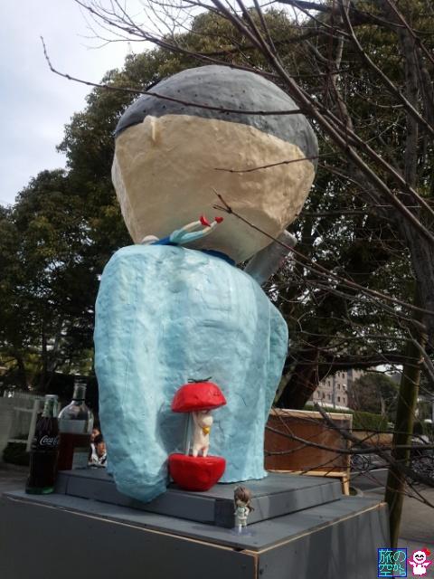 折田先生像(2015)