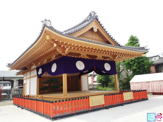 伏見稲荷大社御旅所(稲荷祭)