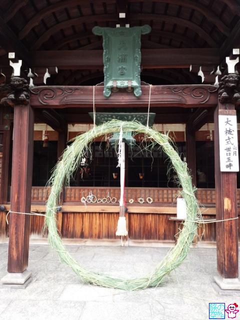 夏越祓(菅大臣天満宮、八坂神社)