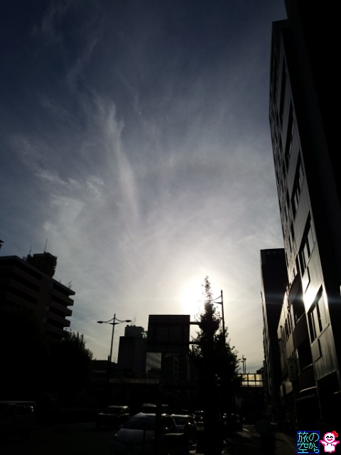 きょうのハロ(五条小田原町)