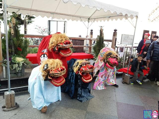 きょうの獅子舞(京・獅子舞プロジェクト)