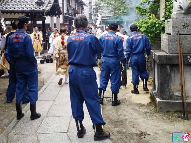 護摩供養(菅大臣天満宮春期例大祭)