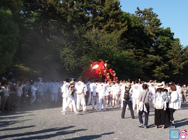 御霊祭(京都御苑)