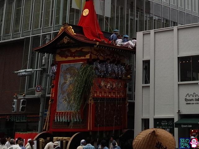 きょうの祇園祭(後祭山鉾巡行)