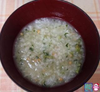きょうのきょう(七草粥)