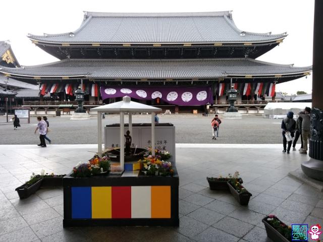はなまつり(東本願寺)