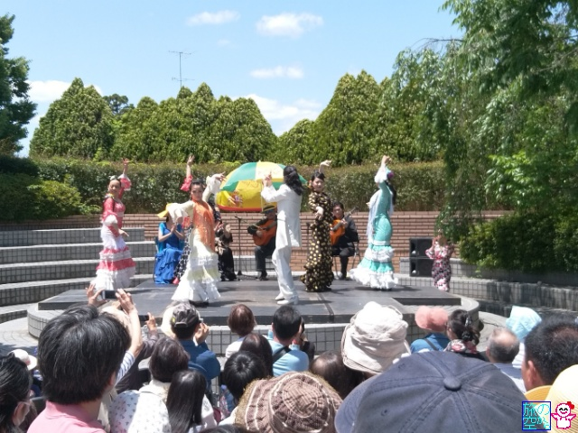 スペイン料理祭(京都市国際交流会館)