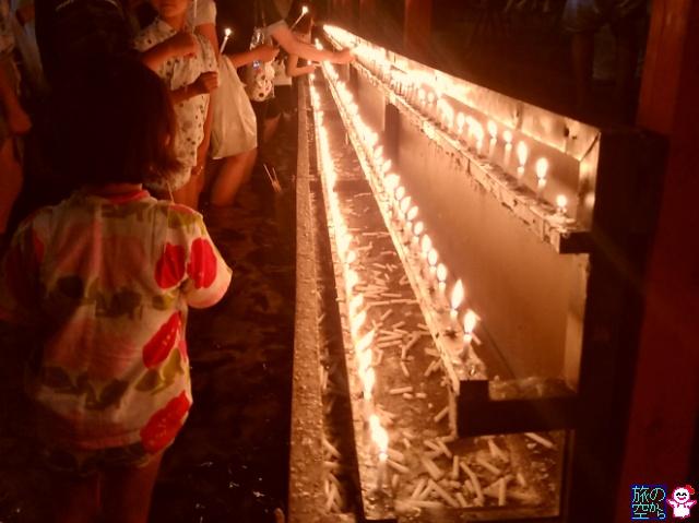みたらし祭@下鴨神社。