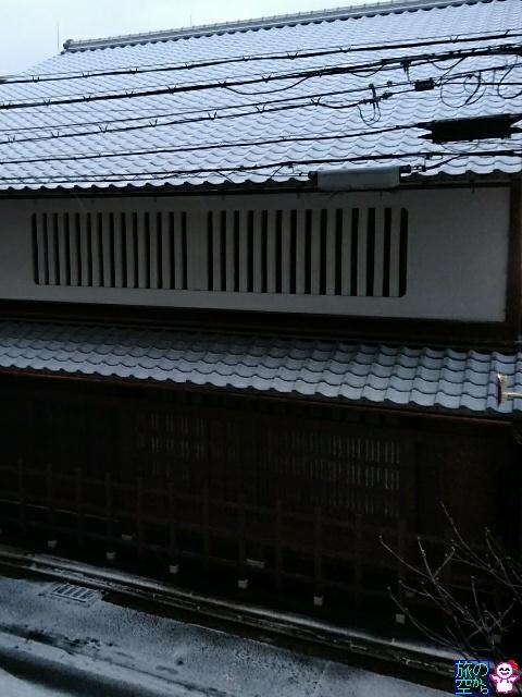 きょうのきょう(今度こそ初積雪)