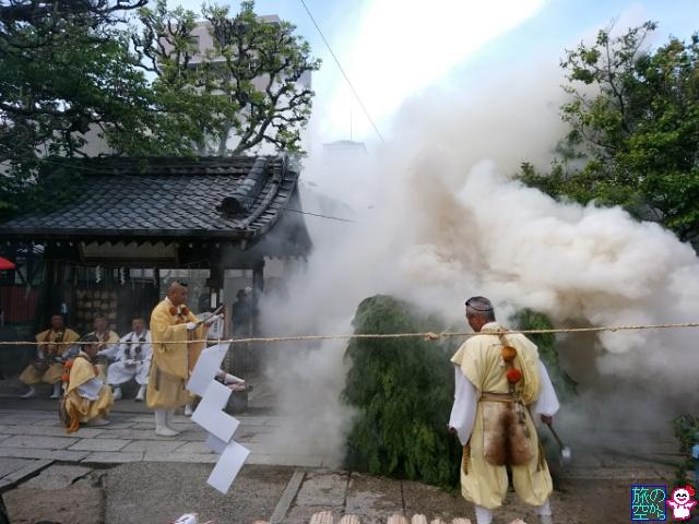 菅大臣天満宮春期例祭2018(宵宮祭)