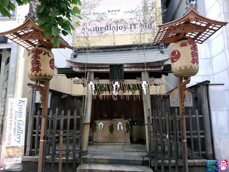 きょうの祇園祭(山鉾建て)