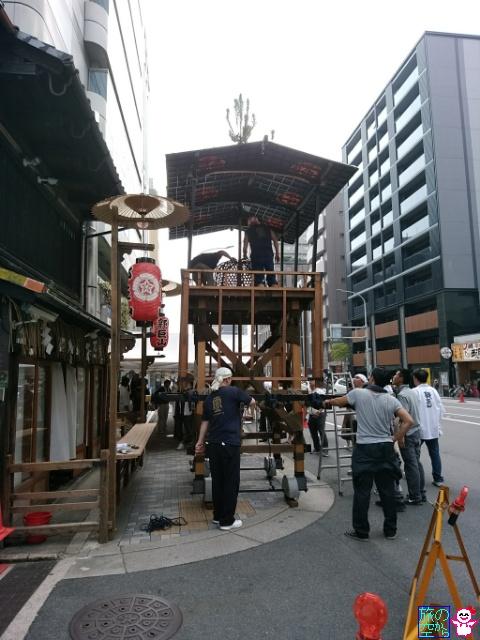 きょうの祇園祭(山鉾巡行)(前祭)