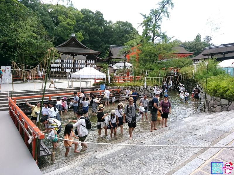 みたらし祭(下鴨神社)