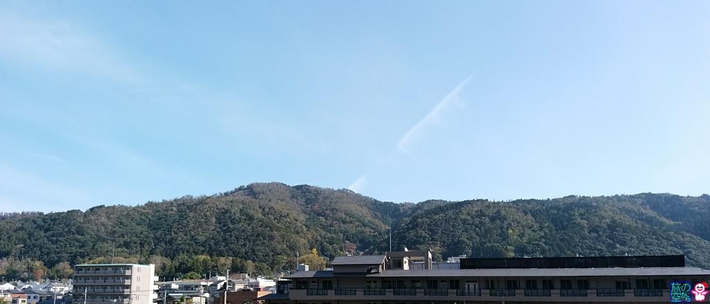 きょうの紅葉(東山)